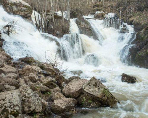 Ишеевские пещеры — Килим-Ускан — водопад Кук-Караук