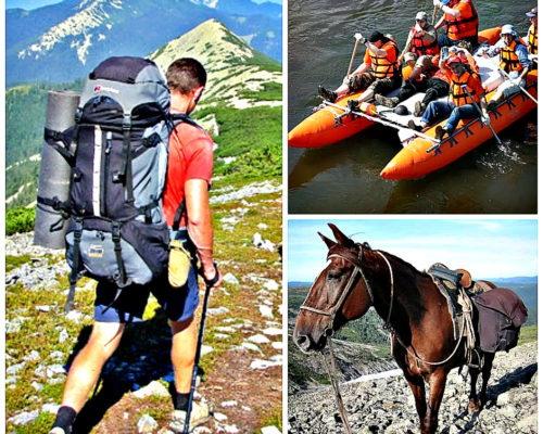 Комбинированный тур по Башкирии — 7 дней