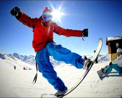 Тур в горнолыжный центр Мраткино 1 день