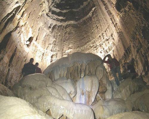 Пещера Киндерлинская (Победа) — тур выходного дня