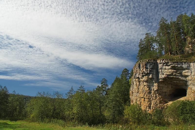 Серпиевский пещерный град