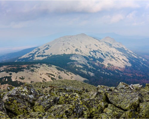 Поход на Большой Шелом — хребет Зигальга